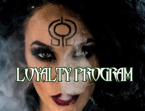 E-Liquid Loyalty Program