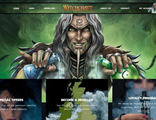 We got a brand new website